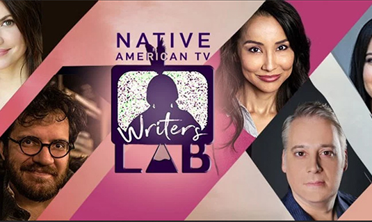 Singer Songwriter Actress Carolina Hoyos | A Girl I Know seen named 2019 Native American TV Writers Lab Fellow